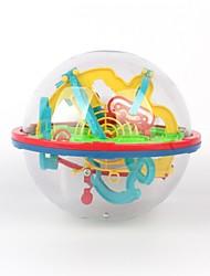 Недорогие -Мячи Лабиринты и логические головоломки Лабиринт Игрушки Обучающая игрушка Игрушки Круглый 3D ABS Универсальные Куски
