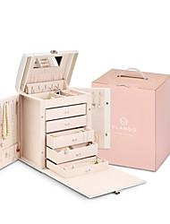Единицы хранения Хранение косметики Ящик для хранения ювелирных изделий с Особенность является Для Общего назначения