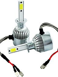 cheap -Car Light Bulbs W lm Headlamp Foruniversal General Motors All Models All years