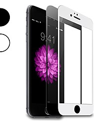 Tempered Glass Screen Protector for Apple iPhone 8 Plus Front Screen Protector High Definition (HD) 9H Hardness Anti-Fingerprint 3D
