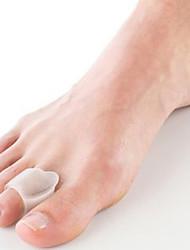 abordables -Pie Massagegerät Atención de Salud Dedo del pie y Separadores de juanete Pad Masaje Protector Ortesis Corrector de Postura Dolor alivia