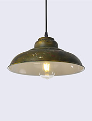 New Northern Europe vintage Industry Metal pendant lights 1-Lights Dining Room Living Room Kitchen light Fixture
