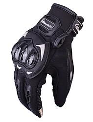 Недорогие -верховая езда мотоцикл перчатки гоночные перчатки байкер перчатки мотоцикл мотоцикл перчатки велосипедные мотокроссы перчатки mcs17 gants