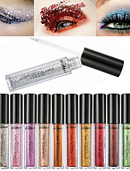 cheap -1PCS Diamond Lustre Shiny Eye Shadow Eyeshadow Glitter Powder Sequins Spangle Lip&Eye Pigment liquid