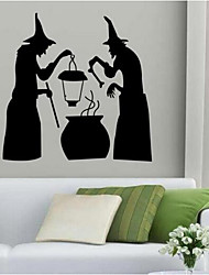 Holiday Decorations Decals Halloween Famous Holiday Living Room/Dining Room Bedroom HalloweenForHoliday Decorations