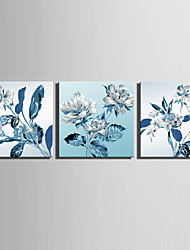 cheap -Three Panels Canvas Square Print Wall Decor Home Decoration