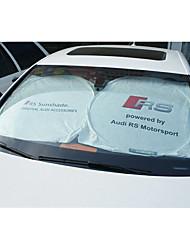 cheap -Automotive Car Sun Shades & Visors Car Visors For Audi All years General Motors Polyester