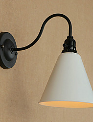 cheap -Vintage / Retro / Traditional / Classic Wall Lamps & Sconces Metal Wall Light 110-120V / 220-240V 4 W / E26 / E27