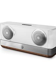 cheap -I30 Mini Style Bluetooth Bluetooth 4.0 USB Bookshelf Speaker Black Brown
