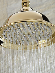 cheap -Modern/Contemporary Rain Shower Chrome Feature Shower Head
