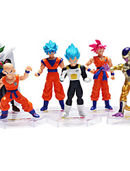 cheap -Sun WuKong Novelty Son Goku Action & Toy Figures Anime & Manga Plastic Men's Girls' Boys' Gift