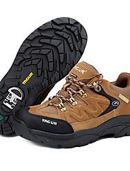 Tênis de Corrida Sapatos de Montanhismo Homens Anti-Escorregar Á Prova-de-Chuva Vestível Respirabilidade Esportes Relaxantes Cano Baixo