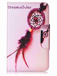 economico -portafoglio del raccoglitore del sogno del raccoglitore del supporto di carta del modello con la cassa di cuoio magnetica di vibrazione