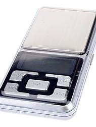 Недорогие -Портативные цифровые весы для украшений, от 1 гр. до 200 гр.