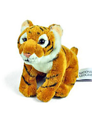 Stuffed Toys Toys Tiger Animals Kids Pieces