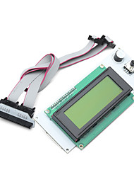 "cheap -Geeetech LCD2004 Smart Controller 3""  LCD Display Module for 3D Printer"