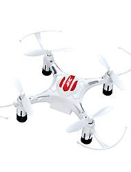 abordables -RC Dron JJRC H8MINI 4 Canales 6 Ejes 2.4G Quadccótero de radiocontrol  Hacia adelante hacia atrás Quadcopter RC Mando A Distancia Cable