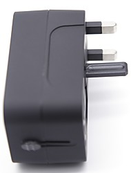 cheap -Charger converter Global plug in converter plug Travel universal switch plug USB