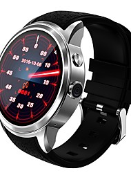 jsbp mulher masculina x200 android bluetooth smartwatch / wifi posicionamento / camera / 3g / heart rate / gps / app download