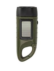 FD113 Luz LED Luzes de Emergência LED Lumens 1 Modo - Sim Portátil Profissional Impermeável para Campismo / Escursão / Espeleologismo Caça