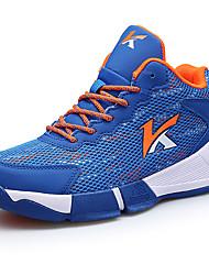 levne -Pánské Obuv PU Léto Podzim Pohodlné Atletické boty Basketbal pro Sportovní Ležérní Černá Fialová Modrá