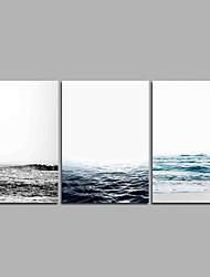 Недорогие -спрей 3-х частей современного искусства настенного искусства для украшения комнаты 20x28inchx3