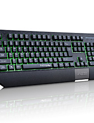 AJAZZ-AK30 USB Wired Gaming Backlight Keyboard Mechanical touchSupport Windows XP 2000