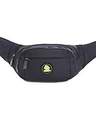 Недорогие -2 L Поясные сумки - Пригодно для носки На открытом воздухе Охота, Рыбалка, Пешеходный туризм Ткань, Нейлон Черный, Красный, Синий