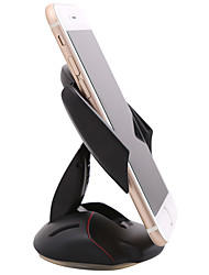 abordables -Coche Teléfono Móvil sostenedor del soporte de montaje Salpicadero Parabrisas delantero Universal Tipo Cupula PVC Titular