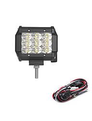 abordables -Automatique Ampoules électriques SMD 3030 2700lm 9 Lampe de Travail