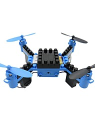 RC Drone JXD HYT11Blue 4CH 6 Axis 2.4G RC Quadcopter One Key To Auto-Return Headless Mode 360°Rolling RC Quadcopter Remote