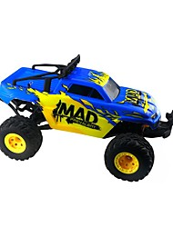 preiswerte -RC Auto JJRC Q40 2.4G 4WD High-Speed Treibwagen Off Road Auto Monster Truck Bigfoot LKW Buggy (stehend) 1:12 40 KM / H