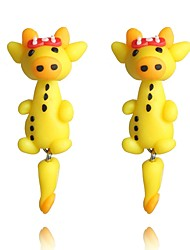 cheap -Women's Drop Earrings - Animals Lovely Toy For Gift Street