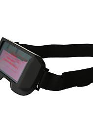 Óculos de soldagem auto obscurecer - preto
