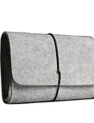 economico -Donna Sacchetti PU (Poliuretano) Pochette Cerniera per Casual Per tutte le stagioni Grigio argento