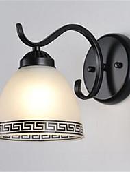 preiswerte -Modern/Zeitgenössisch Simple Style Modisch Beiläufig / sportlich Ethnisch Euramerican Wandlampen Für Metall Wandleuchte 200-240V 110-120V