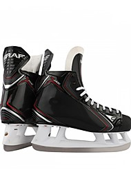 Kid's Figure Skates Ice Skates Trainer Wearable Winter Sports Beginner Professional Leisure Sports Black
