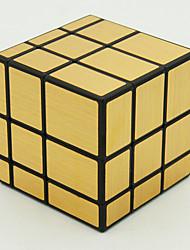 Rubik's Cube QIYI 154 Smooth Speed Cube 3*3*3 Mirror Cube Magic Cube ABS Square Gift