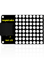 cheap -Keyestudio EASY Plug IIC I2C 8*8 LED Dot Matrix Display for Arduino