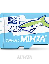 cartão de memória mixza cartão micro sd 32gb classe10 memória flash do cartão flash para smartphone / tablet