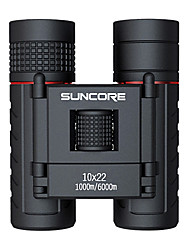 cheap -SUNCORE® 10 X 22 mm Binoculars Portable / Travel Size / Easy Carrying Black