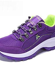 Tênis de Corrida Sapatos de Montanhismo Mulheres Anti-Escorregar Á Prova-de-Chuva Vestível Respirabilidade Esportes Relaxantes Cano Baixo