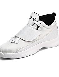 Homme Chaussures Croûte de Cuir Printemps Eté Automne Hiver Confort Chaussures d'Athlétisme Marche La boucle du crochet Pour Athlétique