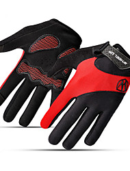 cheap -Sports Gloves Winter Gloves Keep Warm Full-finger Gloves Mesh Cotton Cycling / Bike Unisex