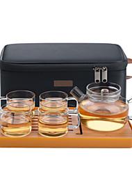 Tutti i giorni Articoli per bevande, 230 Vetrotemperato Tè Acqua Vaso e bollitore acqua