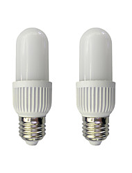 economico -2pcs 6W E27 LED a pannocchia T 34 leds SMD 2835 Bianco caldo Bianco 480lm 3000/6000K AC 220-240V