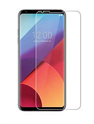 お買い得  -スクリーンプロテクター のために LG LG V30 強化ガラス 1枚 スクリーンプロテクター ハイディフィニション(HD) / 硬度9H / 2.5Dラウンドカットエッジ