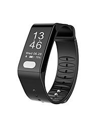 Недорогие -Умный браслет для iOS / Android Пульсомер / Измерение кровяного давления / Израсходовано калорий / Защита от влаги / Регистрация деятельности / Педометр / Напоминание о звонке / Сидячий Напоминание