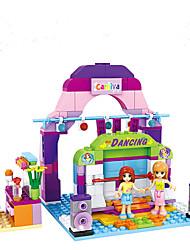 Недорогие -AUSINI Конструкторы 243pcs Cool Сказка Люди Фантастика Мода Друзья Девочки Игрушки Подарок