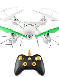 abordables -RC Drone JJRC HY66WG 4 Canaux 6 Axes 2.4G Avec l'appareil photo 0.3MP HD Quadri rotor RC FPV Mode Sans Tête Vol Rotatif De 360 Degrés